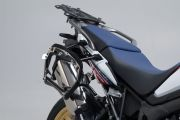 PRO side carriers Black. Honda CRF1000L Africa Twin (15-17). KFT.01.622.30000/B